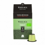 Café Wallaga BIO intensité 3/5 <br> 10 capsules 55g