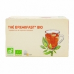 Thé english breakfast BIO 20 sachets<br>