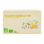 Infusion camomille BIO 20 sachets<br>