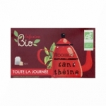 fournisseur The Rooibos<br>BIO 25 sachets
