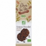 Biscuits cookies chocolat BIO<br> paquet 200g