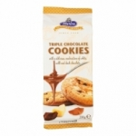 fournisseur Cookies triple chocolat<br>paquet 200g