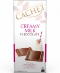 Chocolat lait 31% cacao tablette 100g CT 12TAB