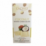 fournisseur Chocolat blanc coco<br>tablette 100g