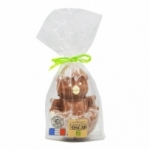 Moulages poussins en chocolat au lait sachet 180g<br>
