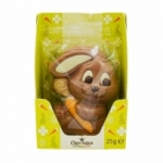 Mini Lapin en Chocolat au lait sachet 25g  DISPLAY DE 24