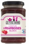 Confiture framboises Willamette<br> pot 315 g