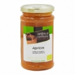 Préparation de fruits BIO abricot<br> pot 260g