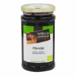 Préparation de fruits BIO myrtille<br> pot 260g