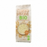 Flocons d'avoine BIO paquet 500g<br>
