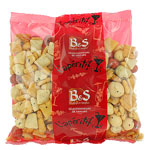 Rice cracker mélange japonais<br>paquet 300g B&S
