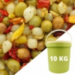Olives sauce orientale cal 16/18 <br>