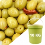 Olives Sauce Tunisienne 12/14<br>