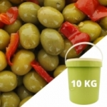 Olives sauce andalouse cal 16/18<br>