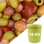 Olives cocktail cumin cal 20/22 Maroc<br>