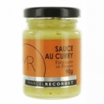 fournisseur Sauce au curry <br> bocal 90g Marcel Recorbet