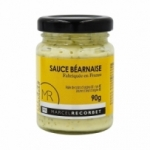 Sauce béarnaise  bocal 90g Marcel Recorbet  CT 12 PTS