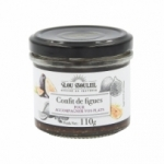 fournisseur Confit de figue<br> bocal 110g