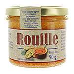 Rouille  <br> bocal 90g