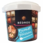 Fumet de poisson  pot 90g Bedros CT 6 BTE