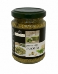 fournisseur Pesto basilic & roquette<br>pot 140g Antico Casale