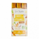 Tablette Carotte curry coco gingembre boîte 75G<br>