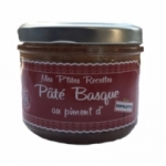 Pâté Basque au piment d'Espelette <br> pot 220g