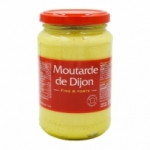 Moutarde forte de Dijon<br>pot 370g