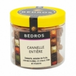 fournisseur CANNELLE ENTIERE POT PET 60 gr Bédros<br>