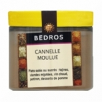 fournisseur Cannelle moulue<br> pot 85g Bedros