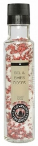 Sel & Baies roses     moulin 225g  CT 6