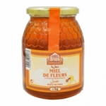 Miel de fleurs  pot 1kg Fantasia  CT 6 POT