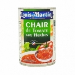 fournisseur L. Martin chair tomate<br> herbes de provence 1/2