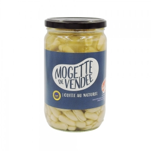 Mogette de Vendée au naturel   bocal 72cl CT 6