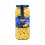 Pois chiches<br> bocal 400g Cidacos