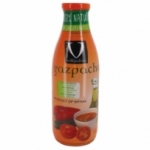 Gaspacho tomates<br>  bouteille 1l
