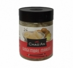 Gingembre mariné  pot 250g Chao'an Carton de 24