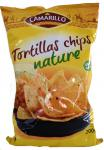 Tortillas chips nature<br> paquet 200g Camarillo