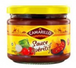 fournisseur CAMARILLO  SAUCE APERITIF CHUNKY 315 GR<br>