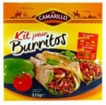 Kit pour burritos<br> paquet 505g Camarillo