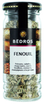 fournisseur Fenouil <br> flacon 40g Bedros