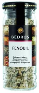 Fenouil   flacon 40g Bedros  CT 6 FLAC