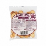 Croûtons nature  paquet 75g CT 20 SACHETS