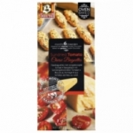 Biscuits fromage & tomates séchées<br> boîte 75g