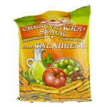 fournisseur Grissini snack calabrese<br> paquet 75g Panealba