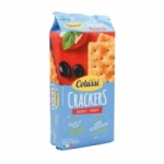 Crakers salés paquet 250g  CT 20