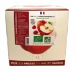 Pur jus pomme framboise BIO<br>
