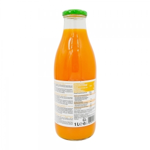 Boisson Veggie Orange Carotte Mangue Curcuma 1L  CT 6 BOUT