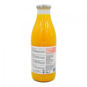 Pur jus 4 agrumes bouteille 1L  CT 6